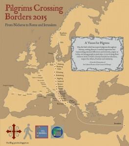 pilegrimskart 1477-1677